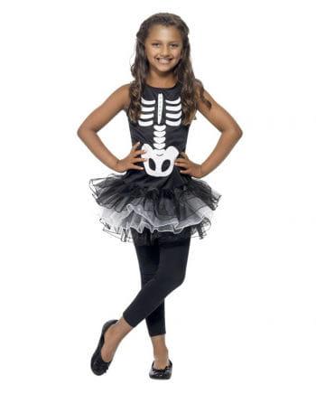 skeletal ballerina childrens costume - Dead Ballerina Halloween Costume