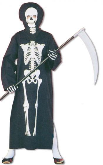 Skelett Kostüm Kinder S