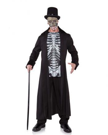 Skull Master Men´s costume