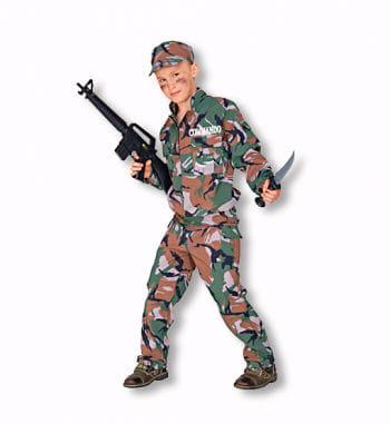 Soldier Child Costume