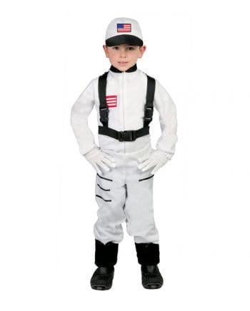 Space Commander Astronaut Child Costume
