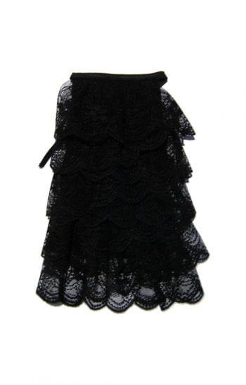 a lace black