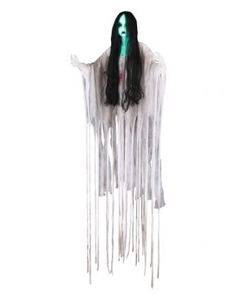 Spooky Geister-Girl mit LED Beleuchtung & Sound