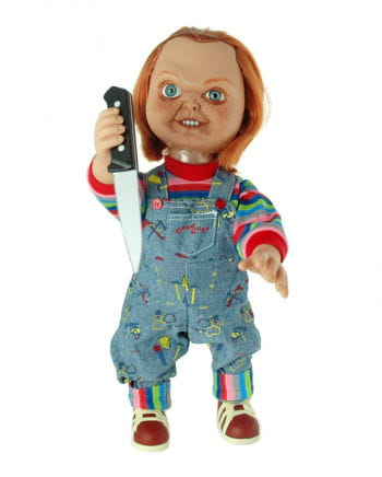 Speaking Chucky doll 38cm