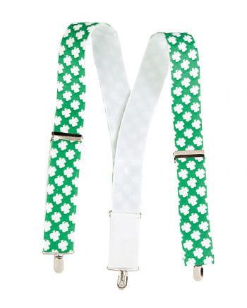 St. Patrick's Day Hosenträger
