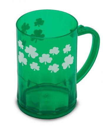 St. Patrick's Day Clover Leaf Mug