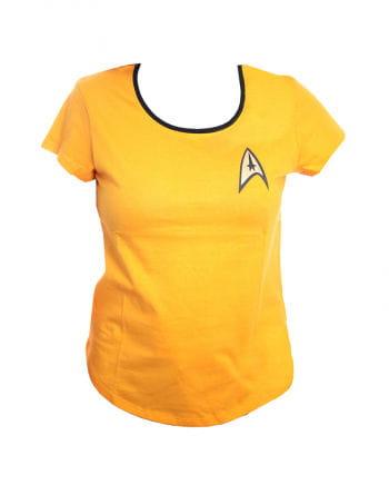 Star Trek Captain Kirk Women`s T-Shirt