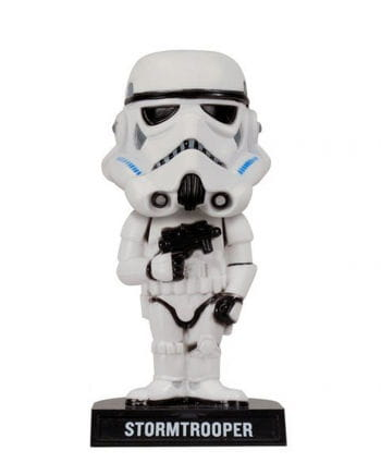Star Wars Stormtrooper Wackelkopf Figur