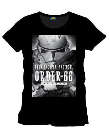 Star Wars T-Shirt Clone Trooper