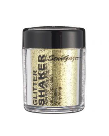Stargazer Glitter Shaker Gold