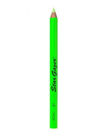Stargazer UV Kajal neon green