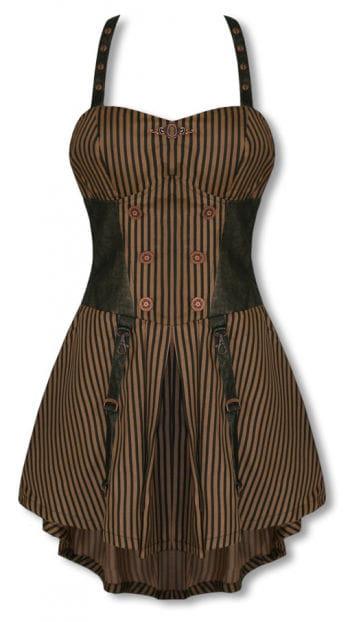 Steampunk Kleid L L / 40