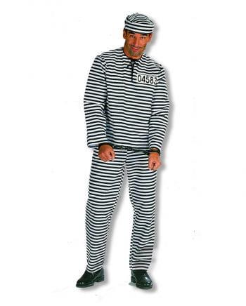 convict Costume L