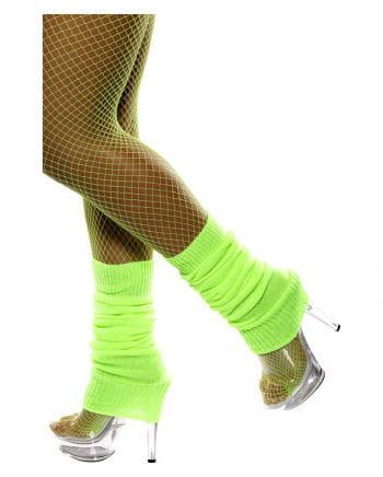 Stulpen Neon-Grün