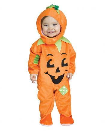 Naughty Pumpkin Costume Toddlers