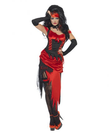 Sinful devil costume