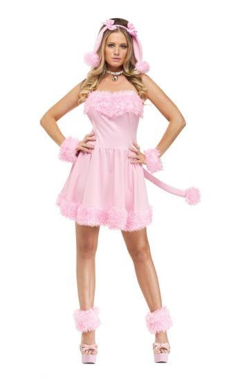 Süße Pudeldame Kostüm