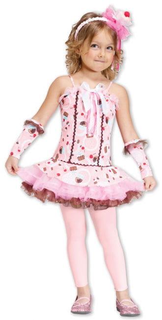Süsser Muffin Kleinkinder Kostüm