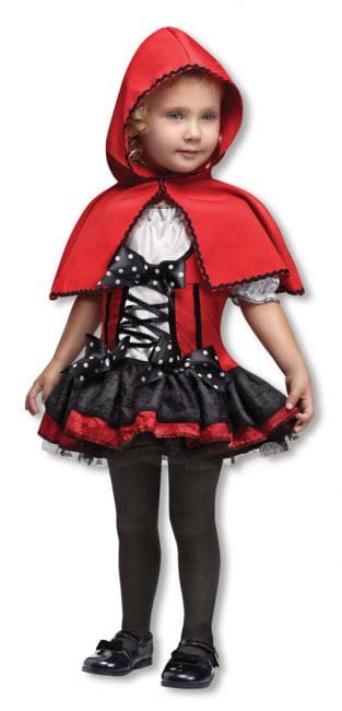 Sweet Red Riding Hood Child Costume