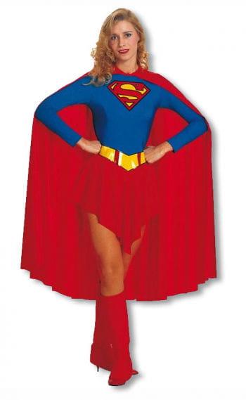 Sexy Supergirl Economy Costume Size L