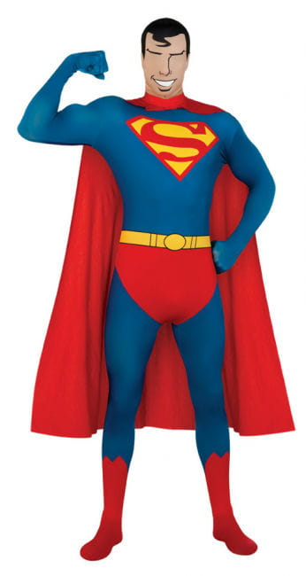 Superman Stretch Suit