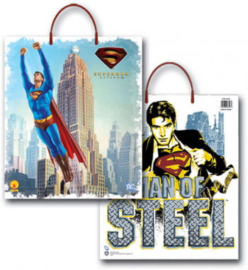 Superman Bag Trick or Treat