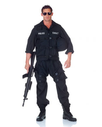 SWAT Officer Costume XXL