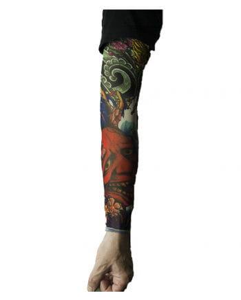 Tattoo Ärmel Teufel