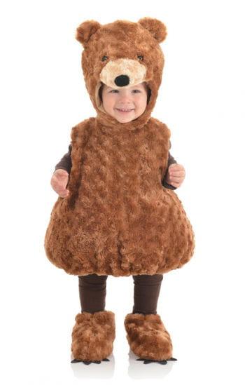 Teddybär Plüsch-Kinderkostüm