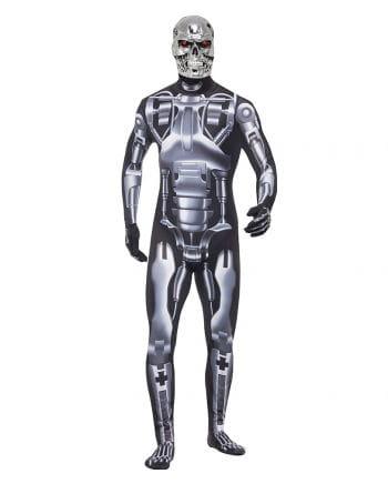 Terminator endoskeleton Men Costume