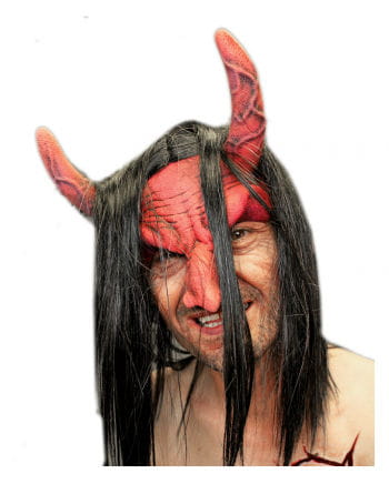 Half Mask Devil