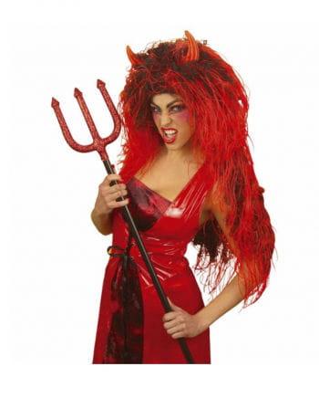Teufelsweib Wig