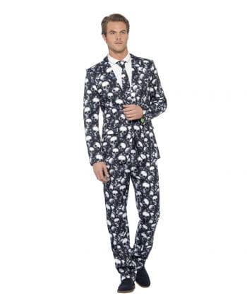 Totenkopf Anzug