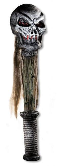 Totenkopfstab Voodoo