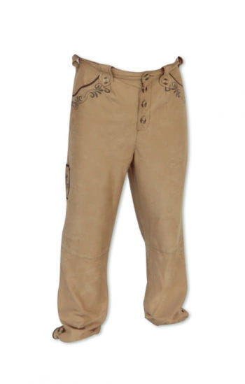 Traditional Bavarian Trousers