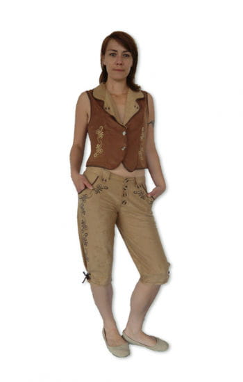 Ladies Traditional Bavarian Outfit