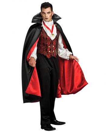 Transylvanian Vampire Costume XL