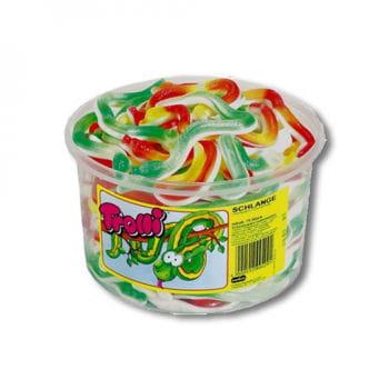 Trolli Snakes Fruit Gummi Candy