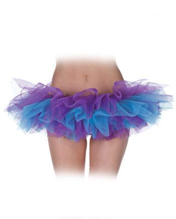 Ballett Tutu blau/lila