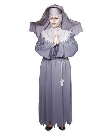 Unbarmherzige Nonne Kostüm L / 40