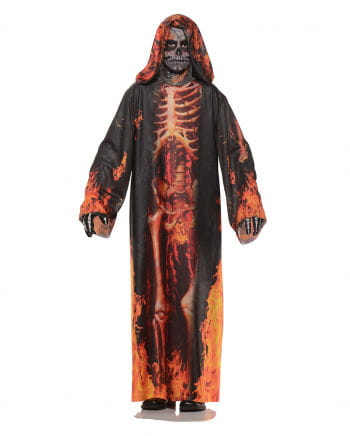 Fire Spirit Child Costume