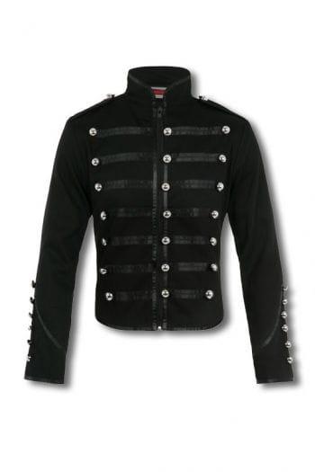 Military Jacke schwarz