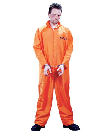 US Prisoner Costume