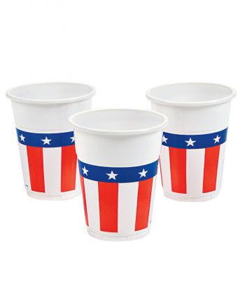 25 US Plastic cups