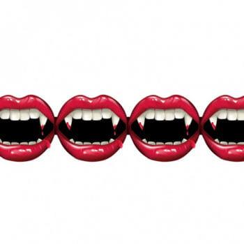 Vampire Mouth Garland