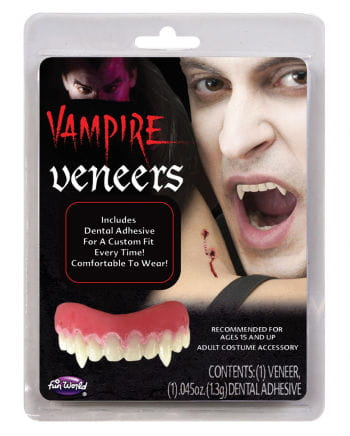 Vampire teeth for insertion - temperament