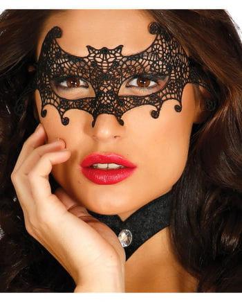 Venezianische Fledermaus Stoffmaske