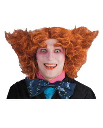 Mad Hatter Wig Red