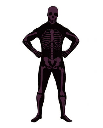Skeleton body suit
