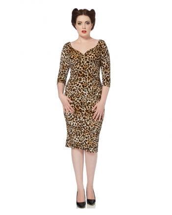 Voodoo Vixen Samtkleit Leopard